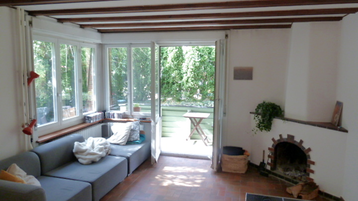 4 room apartment in Bern - Sandrain, furnished