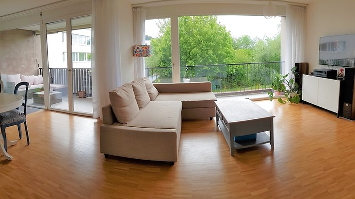 3½ room apartment in Fällanden (ZH), furnished, temporary