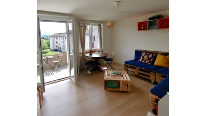 3½ room apartment in Kriens (LU), furnished, temporary