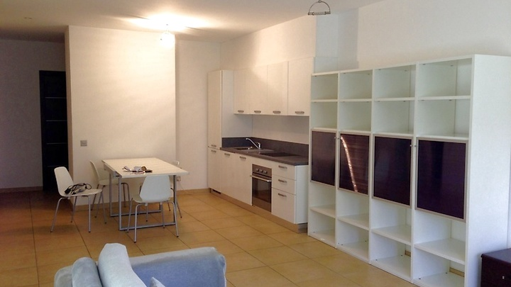 3½ room apartment in Lugano (TI), furnished, temporary